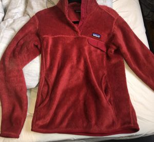 Women's Patagonia re-tool snap-t pullover for Sale in Bloomingdale, IL
