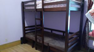 Convertible bunk bed for Sale in West Milwaukee, WI