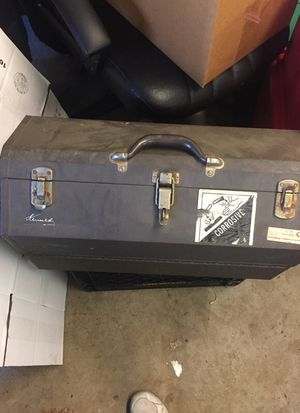 Kennedy Tool Box for Sale in Monroe Township, NJ