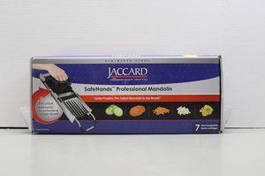 "Jaccard ""Safe Hands"" Professional Mandoline for Sale in Cypress, CA"