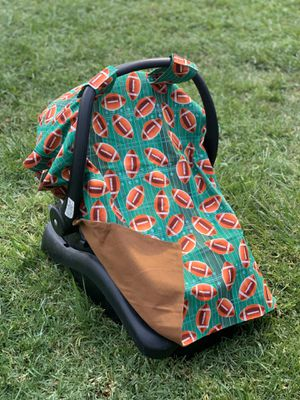 Football car seat canopy for Sale in Temple City, CA