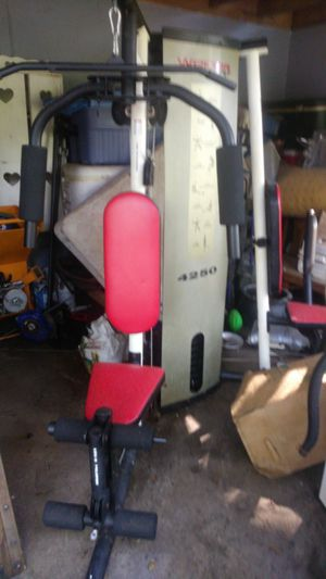 Weight lifting equipment for Sale in Stone Mountain, GA