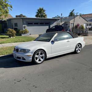 BMW 328ci Convertible White for Sale in Dana Point, CA