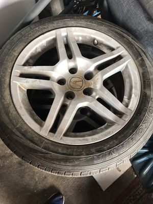 Honda rims and tires 500 for Sale in Queens, NY