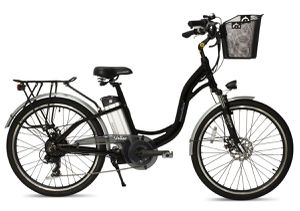New veller 2021 ebike electric bicycle e-bike beach cruiser black hybrid for Sale in HALNDLE BCH, FL