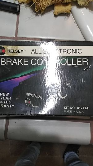 Kelsey All Electronic Brake Controller for Sale in Hesperia, CA