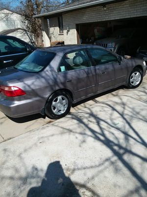 00 Honda accord v6 for Sale in Cedar Rapids, IA