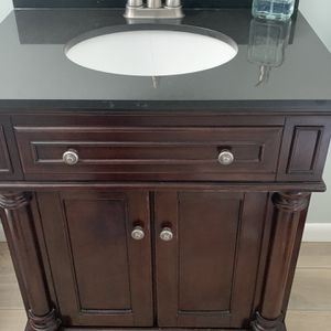 Bathroom Vanity , Sink And Faucet for Sale in New Britain, CT