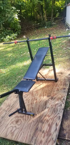 Weight bench for Sale in Sanford, NC