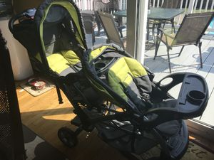 Baby trend double stroller for Sale in Chelsea, MA