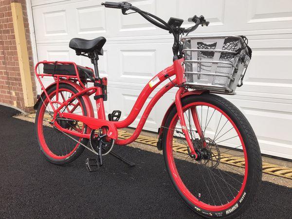 Electric Bike Co. Model S Bike