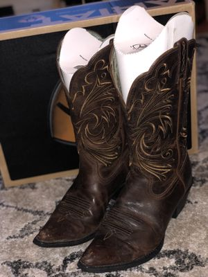 Women's western boots for Sale in Washington, DC
