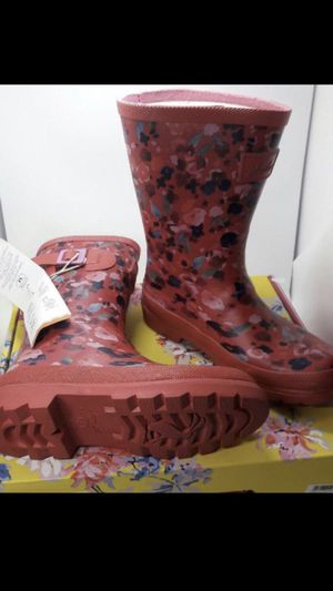 Joules girls Waterproof Rain Boots for Sale in Los Angeles, CA