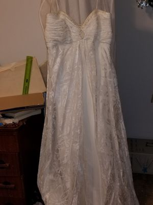Galina Wedding Dress for Sale in Kissimmee, FL