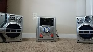 Panasonic CD stereo system for Sale in Tacoma, WA