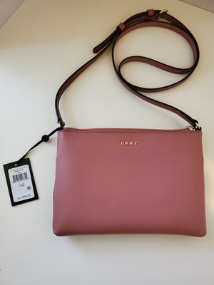 DKNY small pink crossbody for Sale in Downey, CA