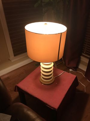 lamp for Sale in Fairfax, VA