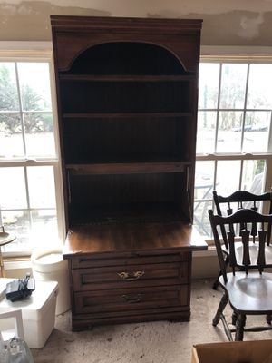 Bookcase Desk for Sale in Glen Raven, NC