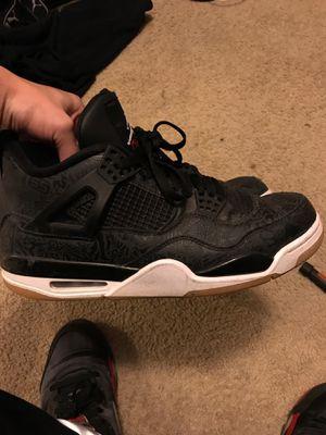Jordan 4s name your best price for Sale in Arlington, TX