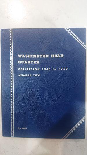 Whitman Washington Quarter 1946-1959 No. 9031 for Sale in Garden Grove, CA