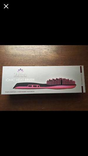 Hair brush straightener! Brand new for Sale in Gaithersburg, MD