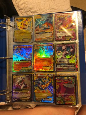 Pick any 3 you want for 30$ Pokémon cards for Sale in Arroyo Grande, CA