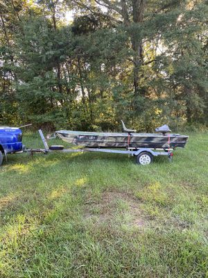 Boat and trailer for sale for Sale in Baltimore, MD