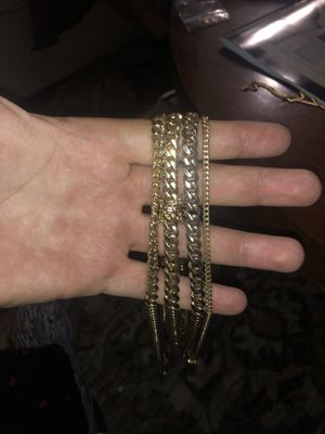 Gold chains for Sale in Torrance, CA