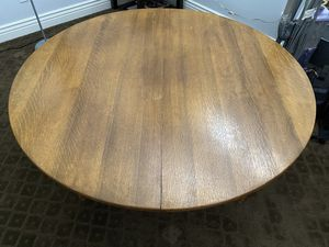 Large Round Coffee Table for Sale in Bountiful, UT
