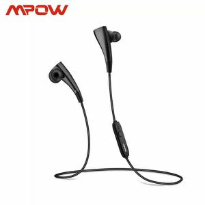 Mpow Bullfight Earphone Necklace Wearable Magnetic Handsfree Wireless Bluetooth Headphones for iPhone Android Xiaomi.. 0624 J64 23 for Sale in Cincinnati, OH