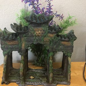 Aquarium Decor/Artifical Plant for Sale in Delhi, CA