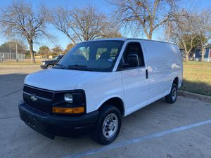 2008 Chevy express 2500 cargo van for Sale in Dallas, TX