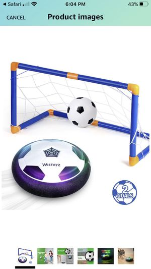 WisToyz Hover soccer game for Sale in Raleigh, NC