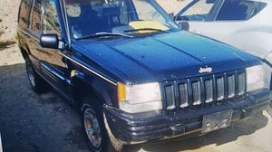 1996 Jeep Cherokee parting out 4.0 for Sale in Woodland, CA