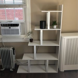 White Bookshelf - $20 for Sale in Washington, DC