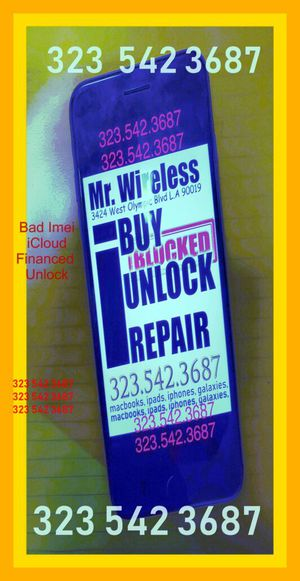 Unlock iPhone 8 Spectrum for Sale in Los Angeles, CA