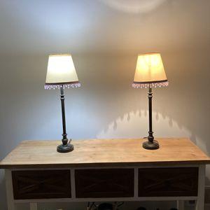 Candlestick Lamps for Sale in Lexington, SC