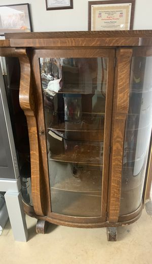 antique china cabinet for Sale in Columbia Station, OH