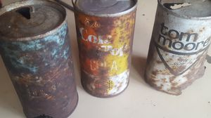 Old pop cans for Sale in Brainerd, MN