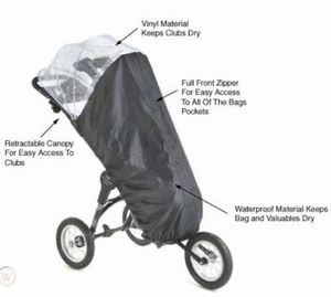 Bag Boy Golf Cart Rain Cover for Sale in Kirkland, WA