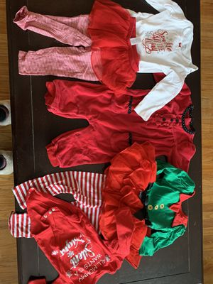 12-18 month Christmas outfits for Sale in Philadelphia, PA