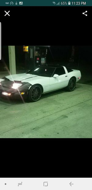 94 chevy Corvette lt1 everything works runs great $8000 for Sale in Bethel Island, CA