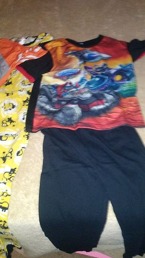 Kids clothes 8 to 10 pajamas for Sale in Lakewood, CO