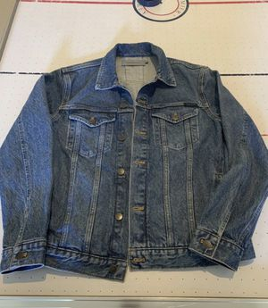 Men's Calvin Klein Denim Jacket for Sale in Fresno, CA