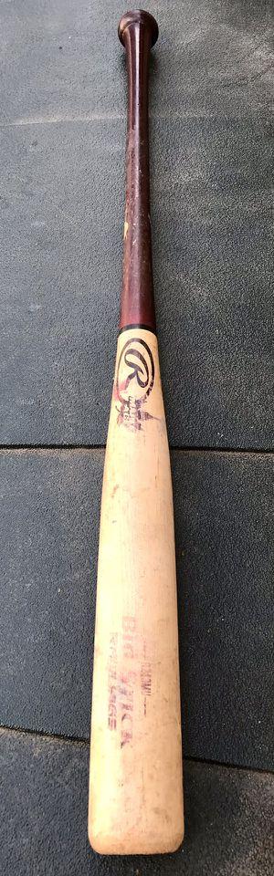 Rawlings Big stick baseball bat 34/31 for Sale in West Carson, CA