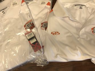 GSL Set Of 3 Umpire Shirts for Sale in Fairmont,  WV