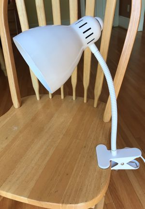 Clip-on Lamp for Sale in Chevy Chase, MD