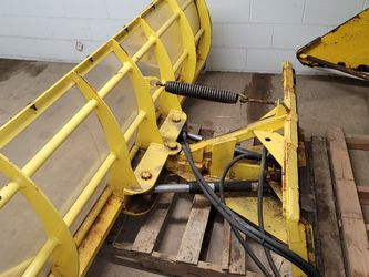 8foot snowplow for bobcat for Sale in Romeoville,  IL