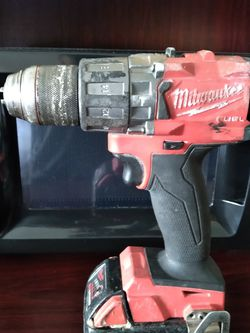 Milwaukee M18 Fuel Hammer Drill Brushless for Sale in Oakland,  CA