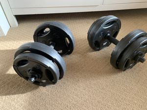 Dumbbell weights for Sale in Portland, OR